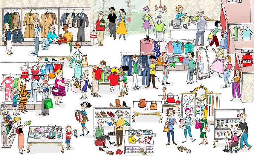 lamina-tienda-de-ropa
